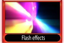 Flash effects / Flash effects templates