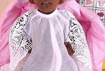 Sandra Blake - African American Designs / Sandra Blake - African American Designs - Cloth Doll Patterns