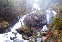 Cascadas de Galicia para ir con niños / Las fervenzas más impresionantes de Galicia están en https://www.escapalandia.com/categoria/cascadas/