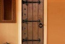 Medieval Style Doors