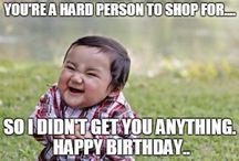 Syntymäpäivä