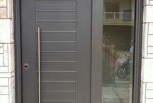 πορτες αλουμινιου