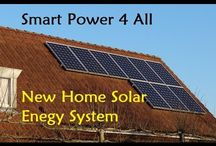 New Home Solar Enegy System