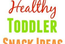 toddlers healthy snacks