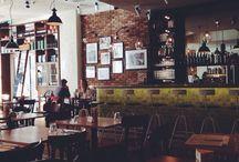 włoskie wnętrza restauracji