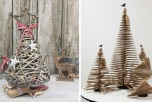 inspiration christmas tree / Gli alberi di natale più belli e strani del mondo
