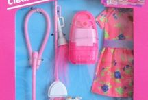 BARBIE CLEANING