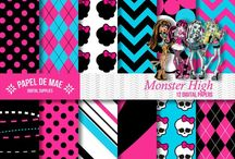 Monster High Konsepti