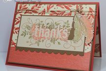 Seasonally scattered stamps / by Pam Shea