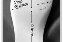 Teórico de zapatos