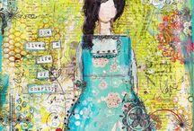 mixed media / by Susan Johnson-Tutt