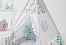 Teepee - sewing inspiration