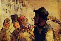 Honoré Daumier / Realismo