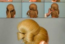Причёски стиляги