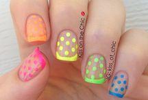 Nails / by Nancy Reeves