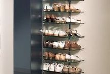 Garderobe & Schuhaufbewahrung