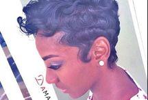 Black Hair / by Valerie Michelle