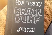 Bullet Journals / Bullet journal ideas and products