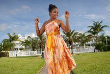 Island Honeymoon Attire / Effortless, chic resort wear for island fashionistas, beach wedding guests & honeymooners.