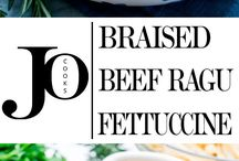 Beef for Braising