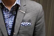 Mens Grey Suits