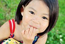 Cute, small, Asian things