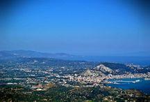 Σκοπός, η θέα από ψηλά, Βασιλικός - Ζάκυνθος / Skopos, the view from above, Vasilikos - Zakynthos
