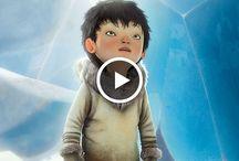 vidéo d'animation
