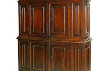 17th century interiors and furniture