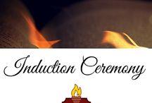 ASL Ceremonies & Events / Celebrating the members & leaders of the Alpha Sigma Lambda community.