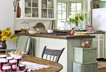 Kitchens / by Mary G