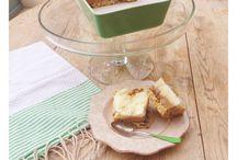 Recipes - Cakes & Sweet Stuff
