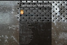 Me, Myself And Moi / by Jamesson Marshall