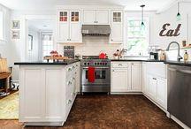 kitchen / by Jennifer Tadlock
