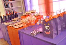Dora birthday for Ava