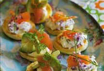 Recipes - appetizers