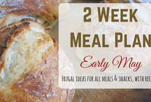Recipes:  Meal Planning