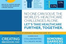 #FurtherTogether / How far can we go to help change the world of healthcare? Let's go #FurtherTogether. Learn more: www.Medtronic.com.  / by Medtronic