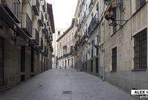 Amanecer en Madrid / Fotos tomadas el jueves 27 de agosto en el centro de Madrid durante el amanecer.