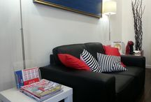 Rincones de eica inmobiliaria Donostia - San Sebastian (Gipuzkoa) / Estamos renovando nuestra imagen y estos son los rincones favoritos de nuestra oficina situada en el Boulevard 23, bajo, Donosti - San Sebastian (Gipuzkoa)