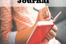 Bullet Journal / Bullet Journal ideas