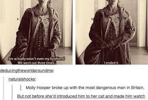 Just because everybody needs a page for Molly Hooper cause she is awesome and stuff