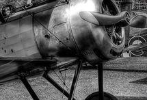 старые самолеты