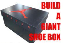 Mega Box Shoes