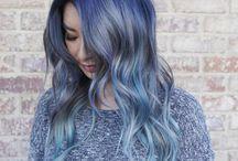 2017 Trend: Blue Hair