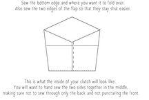 Clutch / Easy to make clutch
