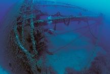 Shipwrecks / by Peggy Jensen
