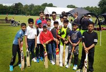 HOLLAND'S CRICKET PITCHES CALL UPON OUR YOUNG SPORTS ENTHUSIASTS