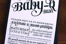 Baby Shower Ideas  / by Alicia Nehez