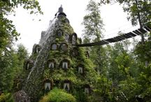 Amazing places to stay